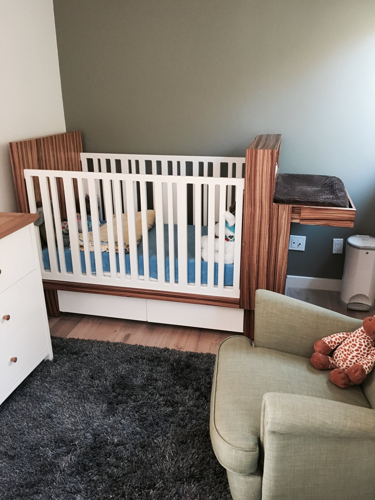 Cool Cribs  Photo 16 of 20 in 20 Cool Cribs for the Modern Baby from Wood You
