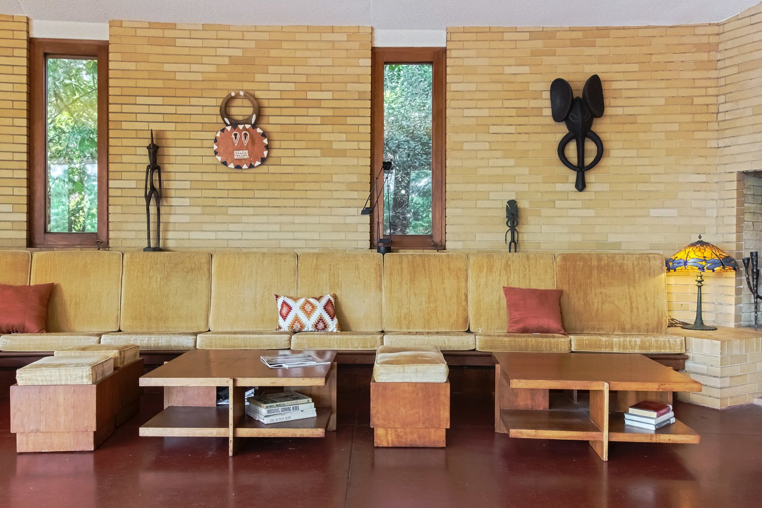 Photo 4 of 7 in You Can Own One of Frank Lloyd Wright's Final Homes for $2.75 Million