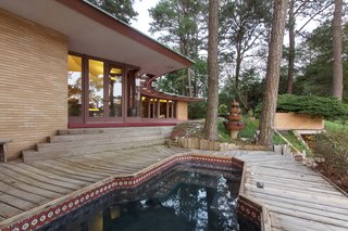 You Can Own One of Frank Lloyd Wright's Final Homes for $2.75 Million - Photo 1 of 6 -