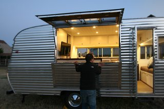This Tiny Trailer Makes the World its Living Room - Photo 2 of 3 -