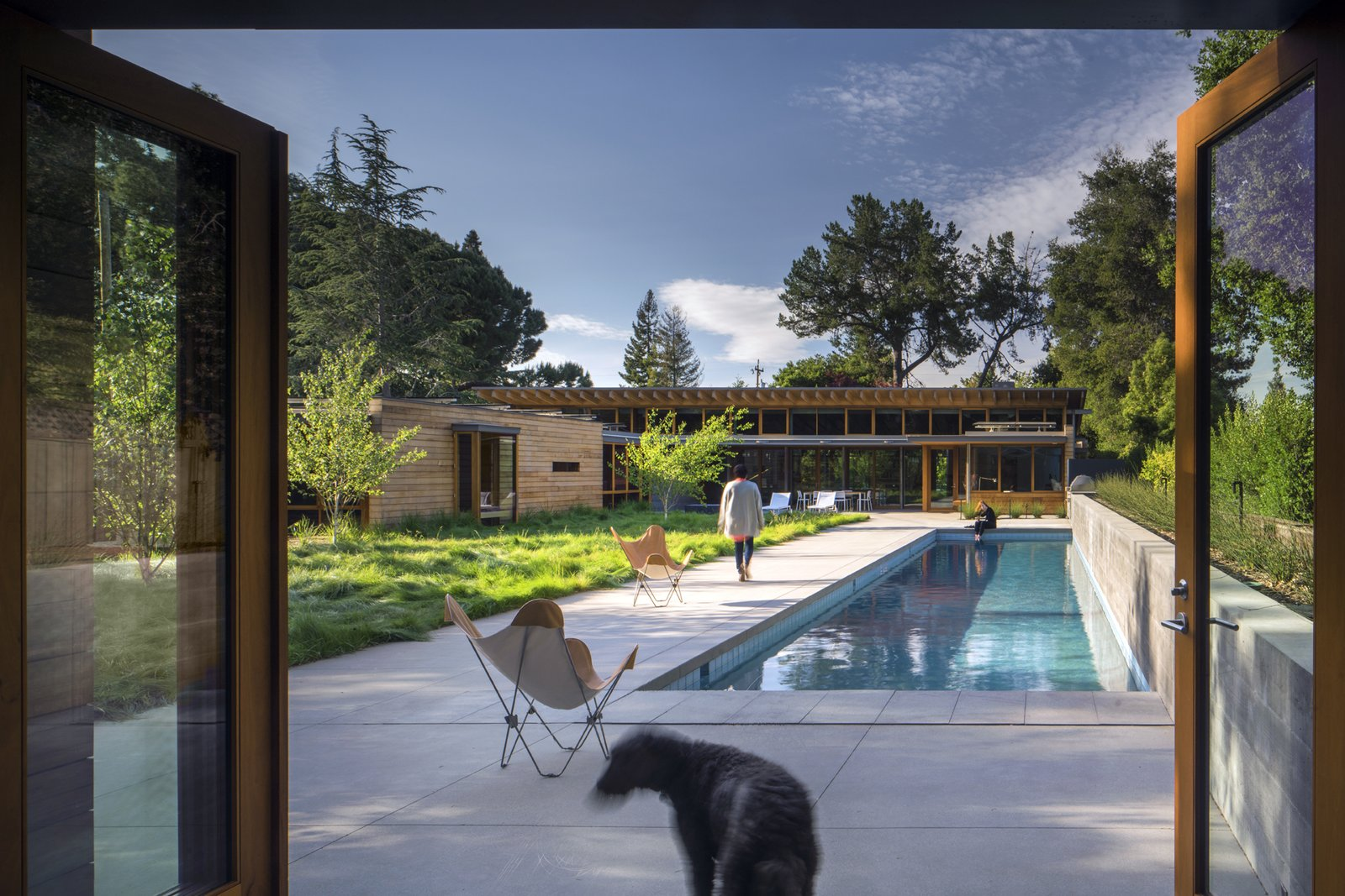 Photo 1 of 8 in Channeling Midcentury Modern in Northern California