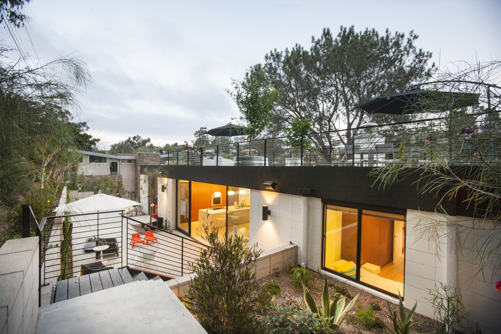 The Clea House by Luke Hopping