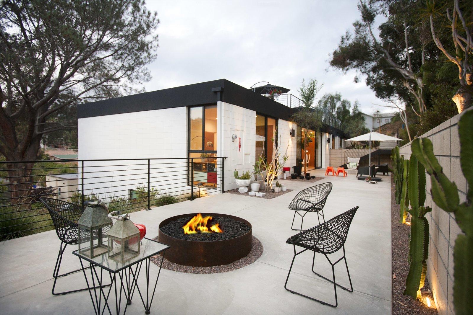 The Clea House by Luke Hopping
