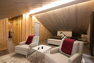 Winter Is Coming. Why Not Buy This Log Cabin–Style Villa in Finland? - Photo 6 of 7 - The home has five official bedrooms, and it can house extra guests in its living areas.