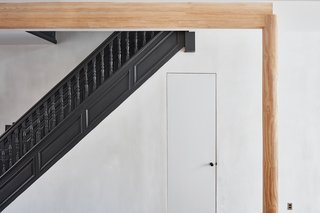 Forever Changes - Photo 3 of 16 - One of the brownstone's only remaining original features is the staircase.
