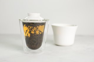 A New Prototype Design Asks:  Is Tea The New Coffee? - Photo 4 of 6 - The tea maker infuses the scents and flavors during the steeping process.