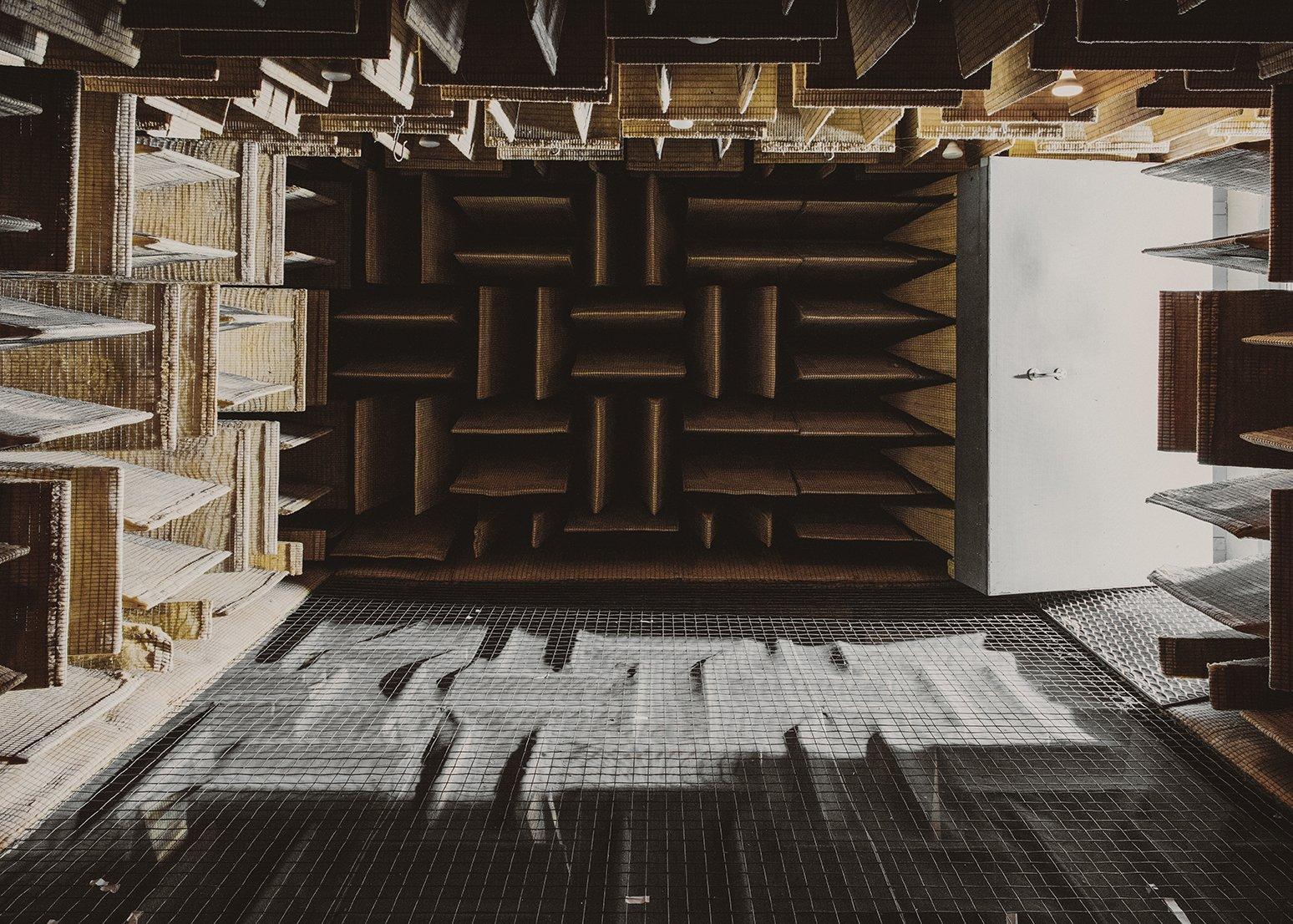 McIntosh Laboratory, the anechoic chamber  Location: Binghamton, New York Best Photos