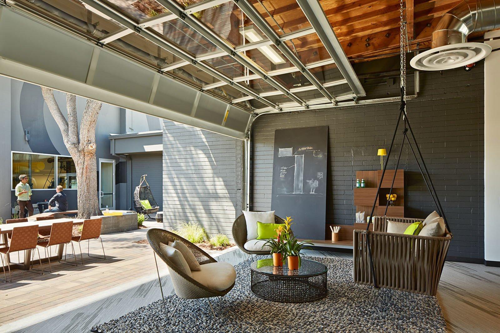 garage re-imagine by Shawn Woznicki