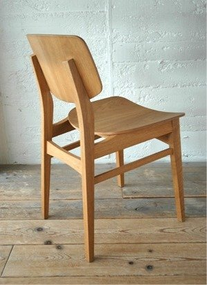 Torch Chair  Tokuhiko Kise by Rob Hewitt