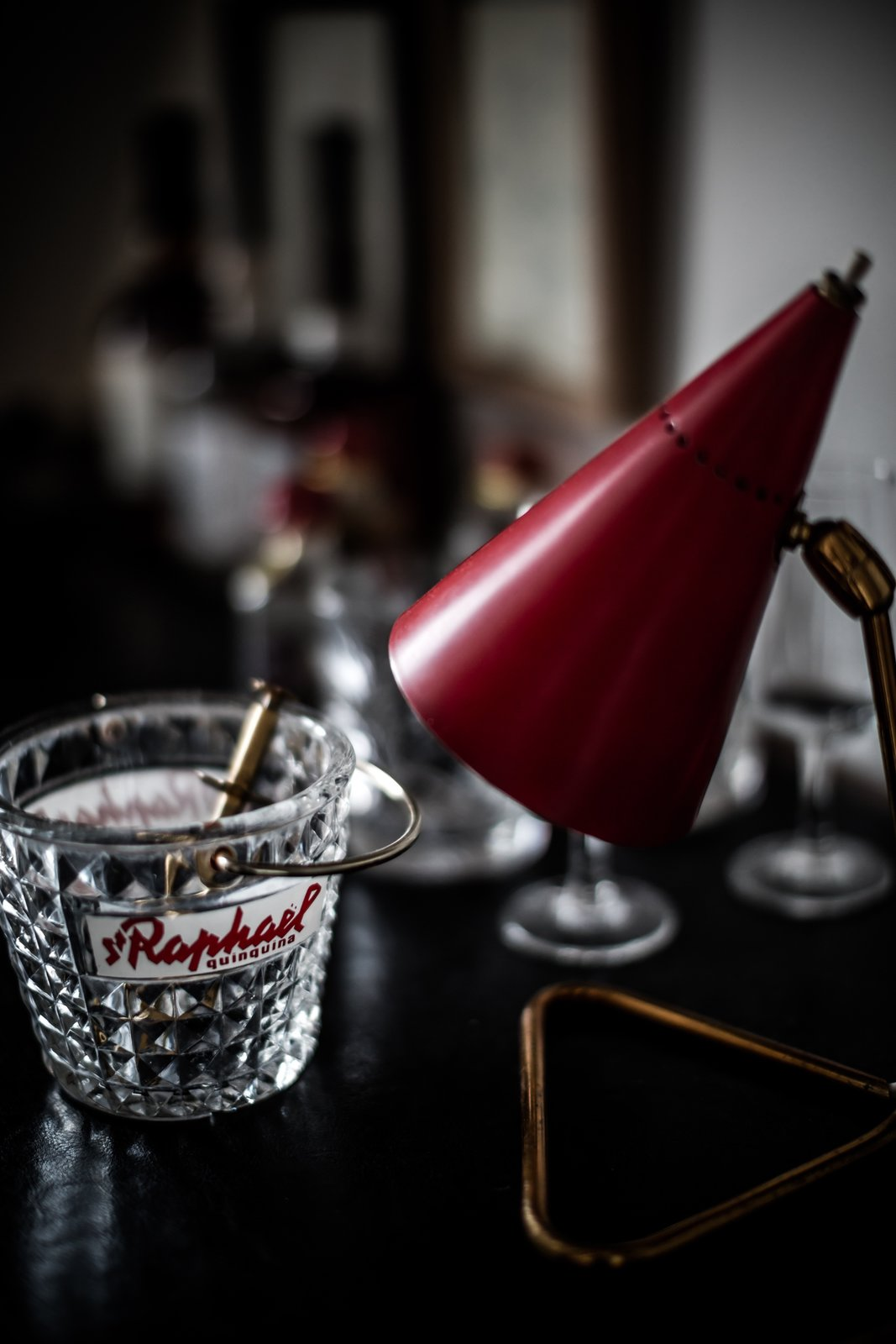 The hotel's creators emphasize that context and history should always be the starting points for conceptualizing a space. Distinctive pops of red, seen in objects and furnishings throughout the hotel, play on the signature color found in local Pigalle cabarets. Collaboration Reigns  Over This Parisian Neighborhood Hotel - Photo 5 of 8