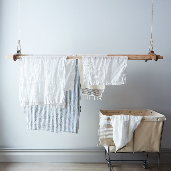 #Food52 #laundry #rack