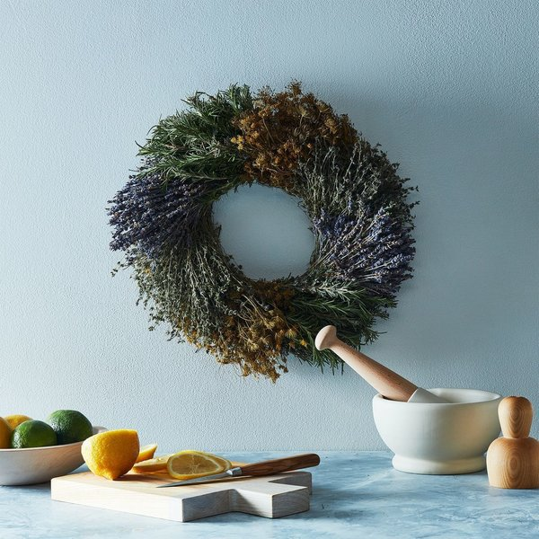 Cucina Herb Wreath
