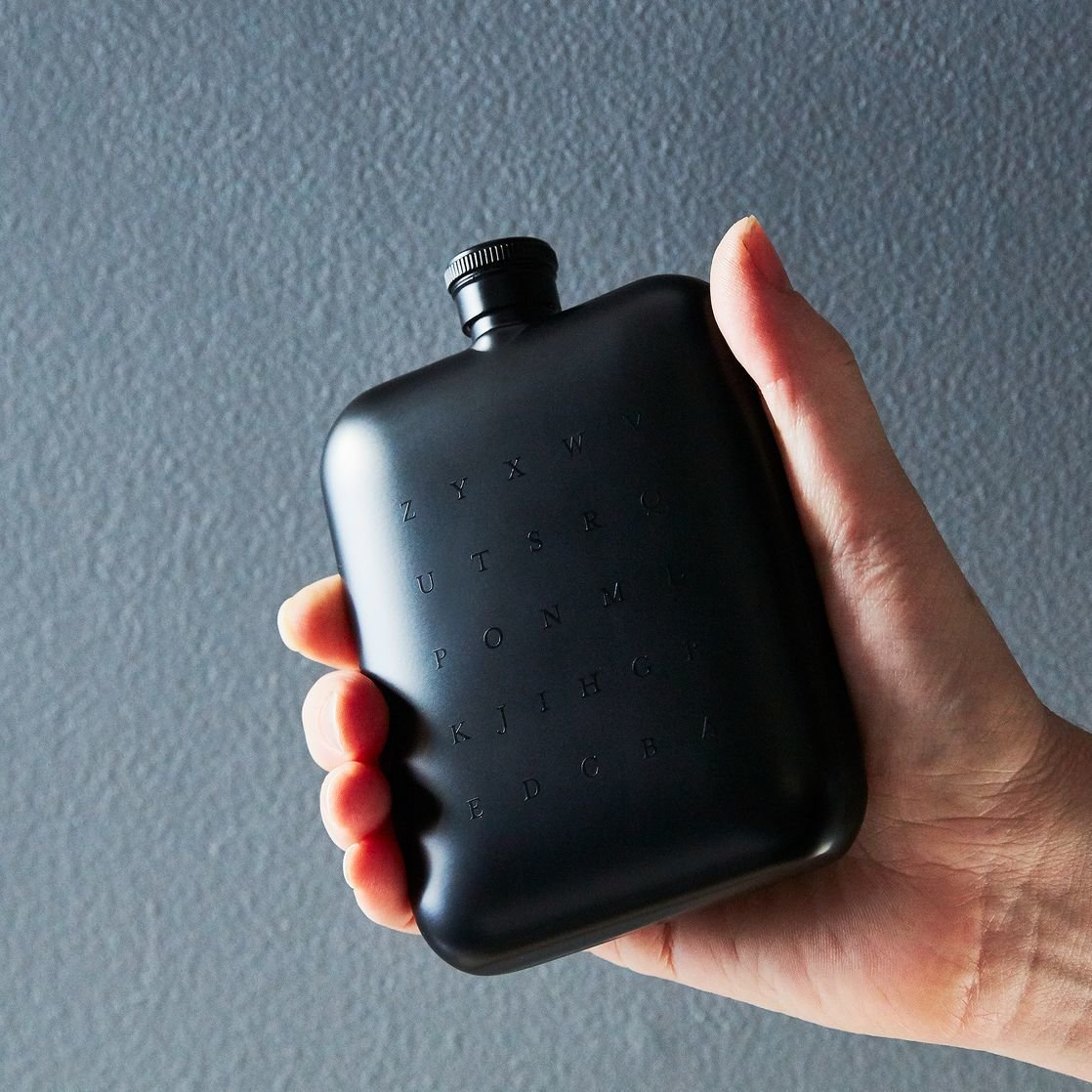 Photo 1 of 1 in ZYX Black Matte Flask