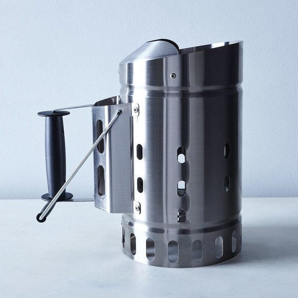 Stainless Steel Chimney Starter