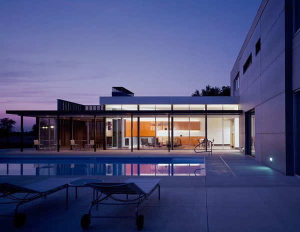 Carus Residence by Brininstool and Lynch