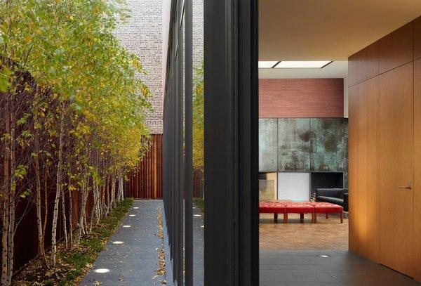 Photo  of Wood House modern home