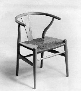 On Design: Carl Hansen and Søn - Photo 1 of 3 - Original Wishbone, 1950