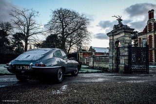 I Drove 400 Miles In A Jaguar E-Type  And Lived To Tell The Tale - Photo 2 of 6 -
