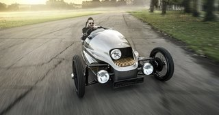 The Morgan EV3 Has Recharged My Faith In Motoring - Photo 4 of 6 -