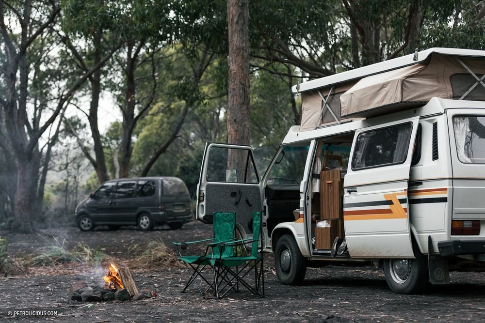 Photo 5 of 10 in The Best Way To Explore Tasmania Has To Be With A Volkswagon  Camper Van