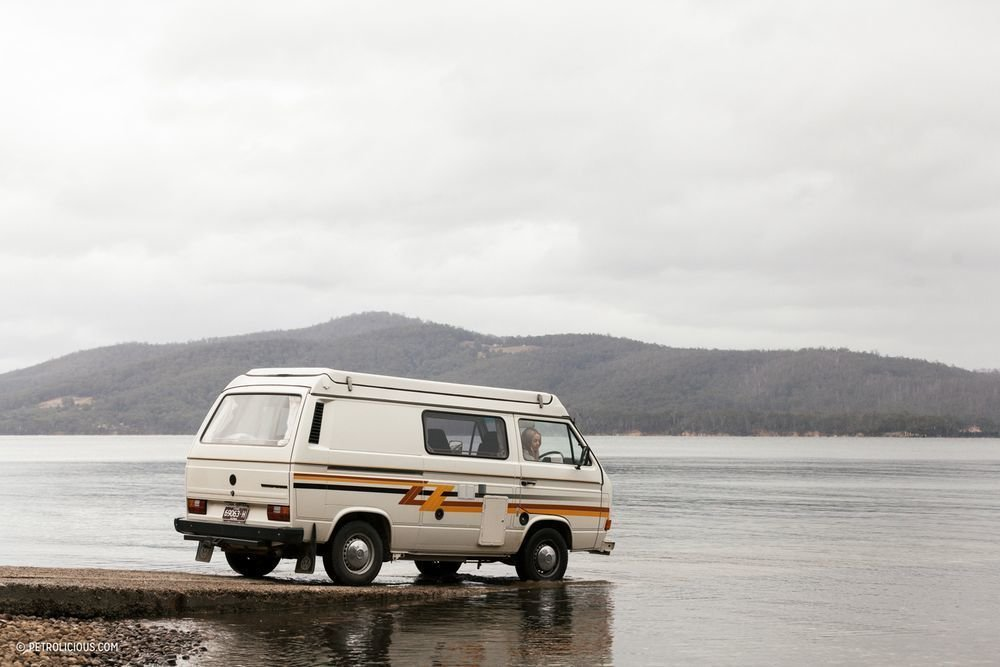 Photo 10 of 10 in The Best Way To Explore Tasmania Has To Be With A Volkswagon  Camper Van