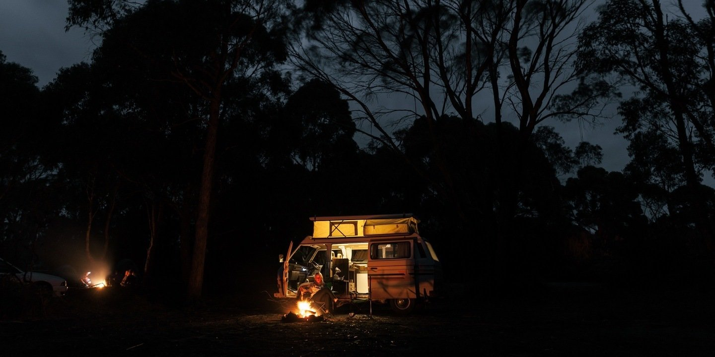 Photo 1 of 10 in The Best Way To Explore Tasmania Has To Be With A Volkswagon  Camper Van
