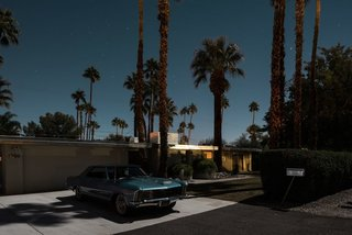 Here's Palm Springs In All Its Nighttime Glory - Photo 4 of 15 -