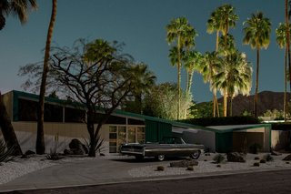 Here's Palm Springs In All Its Nighttime Glory - Photo 9 of 15 -