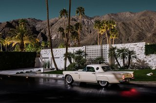 Here's Palm Springs In All Its Nighttime Glory - Photo 12 of 15 -