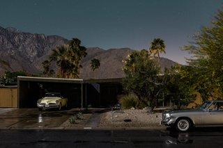 Here's Palm Springs In All Its Nighttime Glory - Photo 15 of 15 -