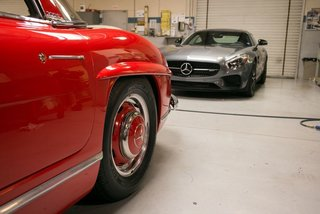 What's It Like To Specialize In Restoring The Mighty Mercedes-Benz 300SL? - Photo 1 of 13 -