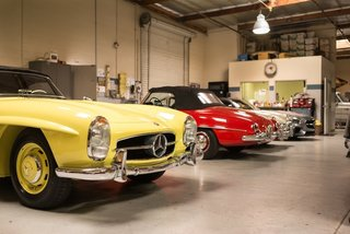 What's It Like To Specialize In Restoring The Mighty Mercedes-Benz 300SL? - Photo 4 of 13 -