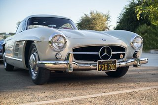 What's It Like To Specialize In Restoring The Mighty Mercedes-Benz 300SL? - Photo 10 of 13 -