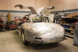 What's It Like To Specialize In Restoring The Mighty Mercedes-Benz 300SL? - Photo 5 of 13 -