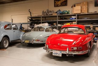 What's It Like To Specialize In Restoring The Mighty Mercedes-Benz 300SL? - Photo 3 of 13 -
