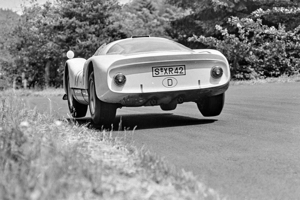 Photo 7 of 15 in Here's How The Porsche Carrera 6 Helped Change History Forever