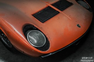 This Lamborghini Miura Is A Family Heirloom Barn Find - Photo 15 of 21 -