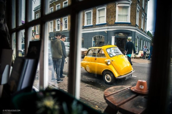 Photo 5 of 17 in Is The BMW Isetta A Perfect City-Sized Classic?