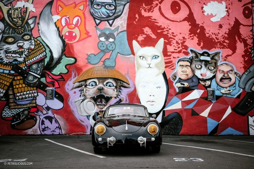 Photo 10 of 16 in This Stunning Outlaw 356 Can Be Found Cruising The Streets Of San Diego