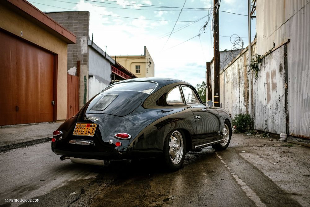 This Stunning Outlaw 356 Can Be Found Cruising The Streets Of San Diego - Photo 5 of 16