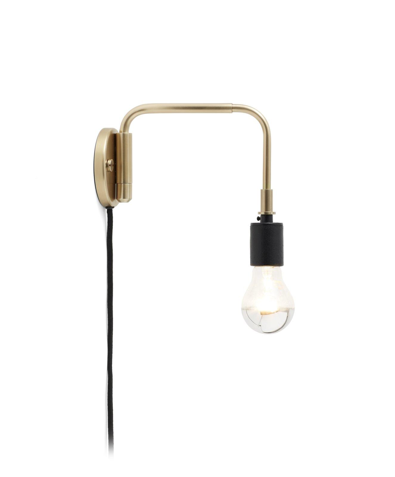 Staple Wall Lamp  Tribeca Series by Menu