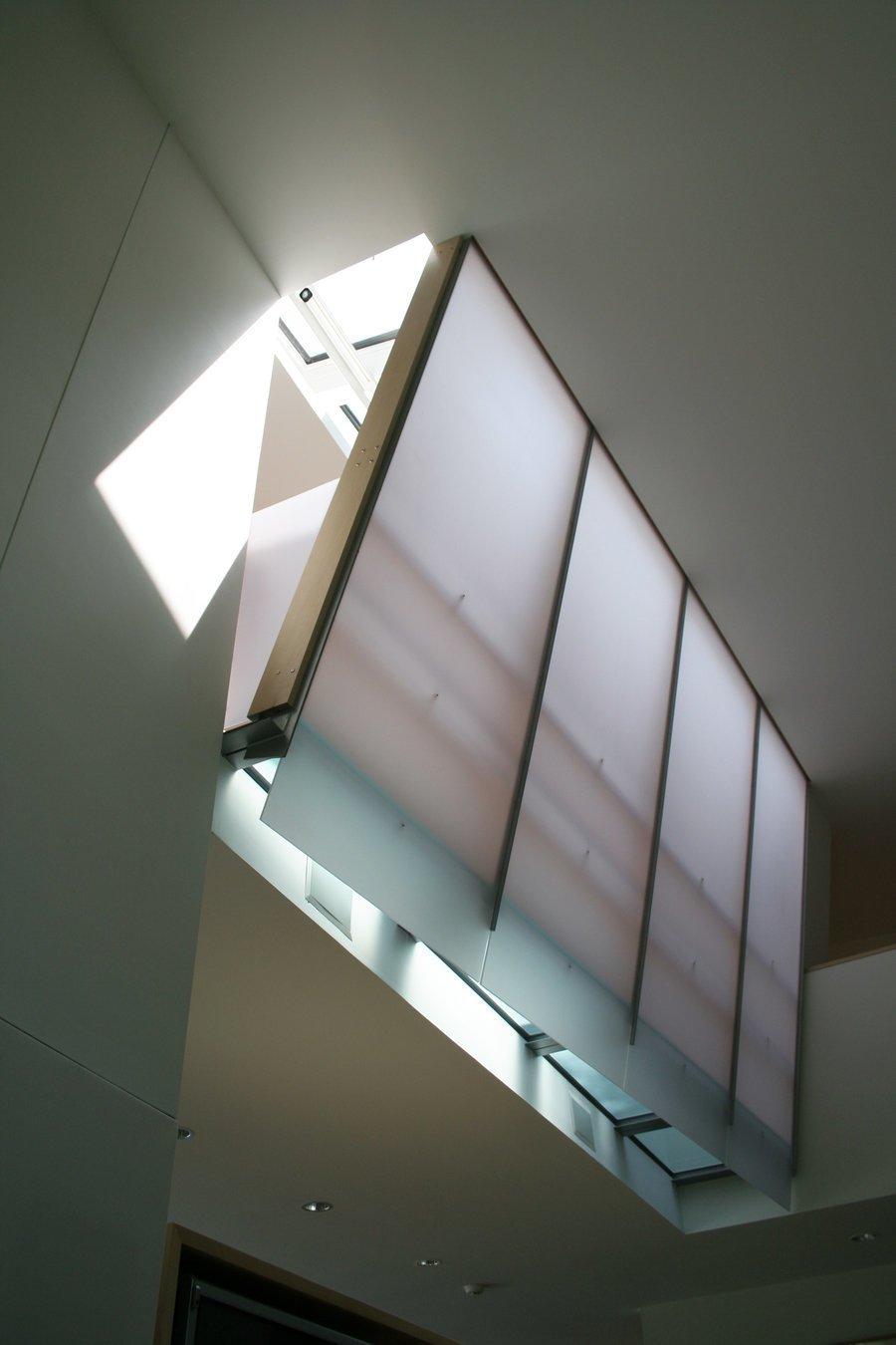 #window #light #bright #interior #inside #indoor #Princeton #NewJersey #GarrisonArchitects  Iversen Kaplan Residence by Garrison Architects