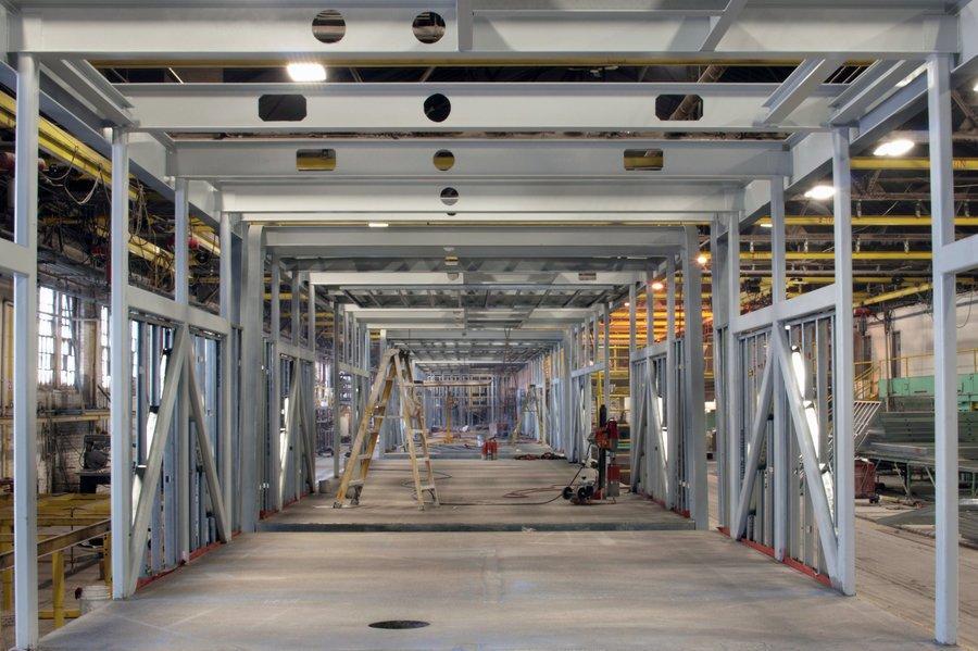 #industrial #publicworks #modular #sustainable #green #ecofriendly #NewYorkCity #NewYork #GarrisonArchitects  NYC Parks Beach Restoration Modules by Garrison Architects