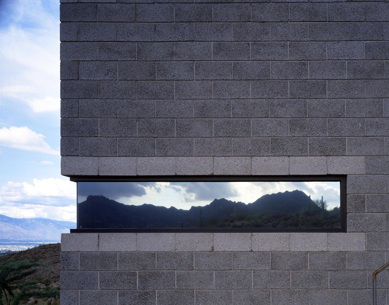 #modern #garciaresidence #ibarrarosanodesignarchitects #architecture #landscape #exterior #arizona #backyard #outdoor #glass #glasswindow  Garcia Residence by Ibarra Rosano Design Architects