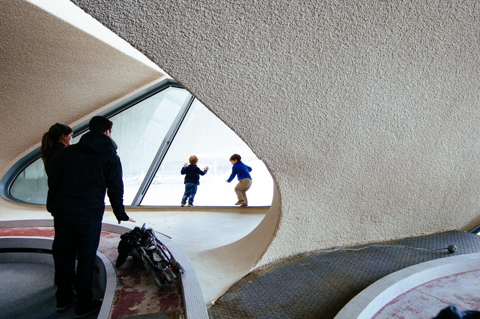 TWA Flight Center by Eero Saarinen  TWA Flight Center by Eero Saarinen by COOL HUNTING
