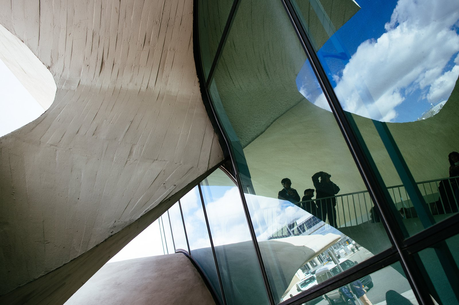 TWA Flight Center by Eero Saarinen by COOL HUNTING