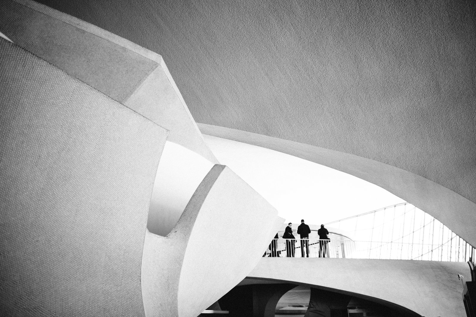 TWA Flight Center by Eero Saarinen by COOL HUNTING