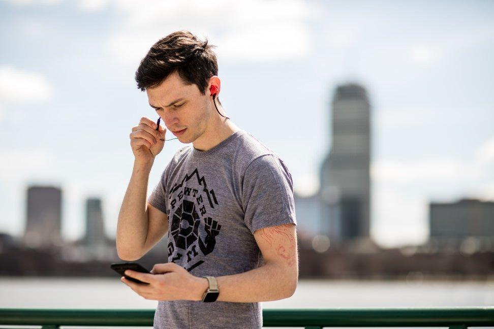 Jaybird X2 wireless sports earbuds   Headphones by Reviewed.com