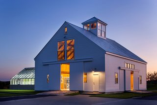 Traditional Farmhouse Meets Contemporary Living - Photo 1 of 7 -
