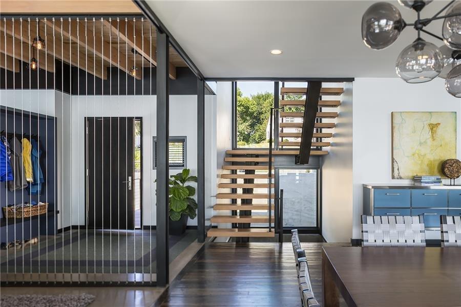Photo courtesy of Rehkamp Larson Architects provided by Marvin Windows and Doors